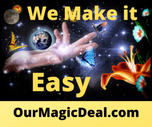 JOIN OurMagicDeal.com with MagicBrad